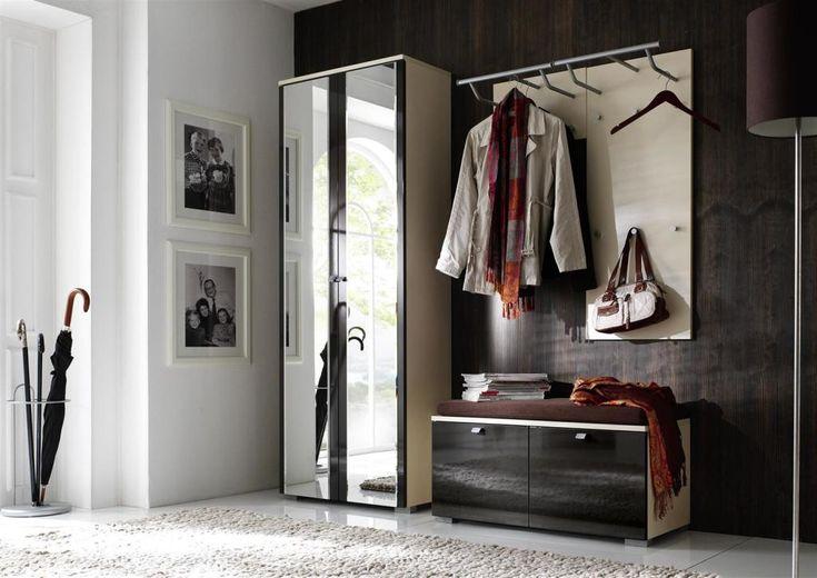 #Wittenbreder #Garderobe #Kombination #Lack #Hochglanz - Möbel Mit www.moebelmit.de