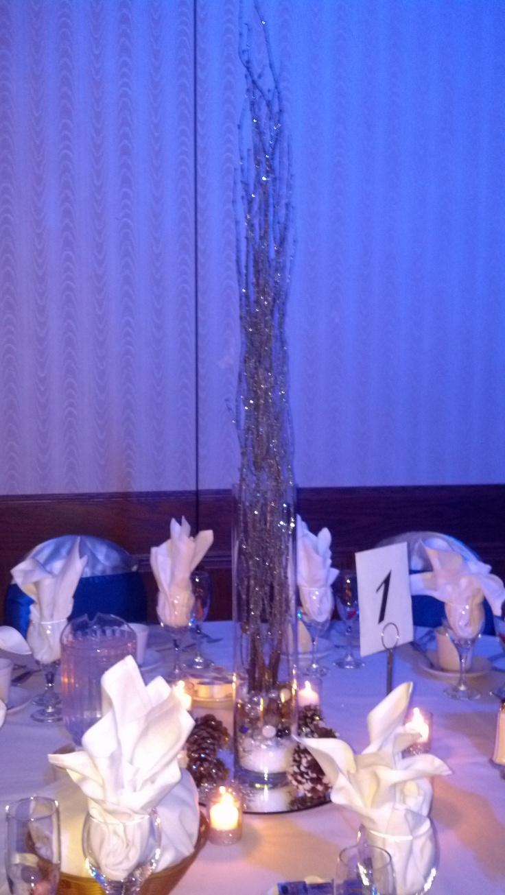 A winter wonderland Detroit wedding venue, Wedding