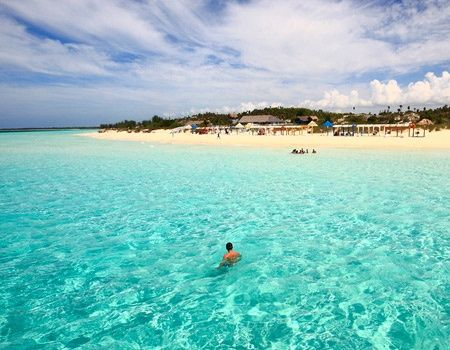 clearest water in the world, cayo coco, Cuba