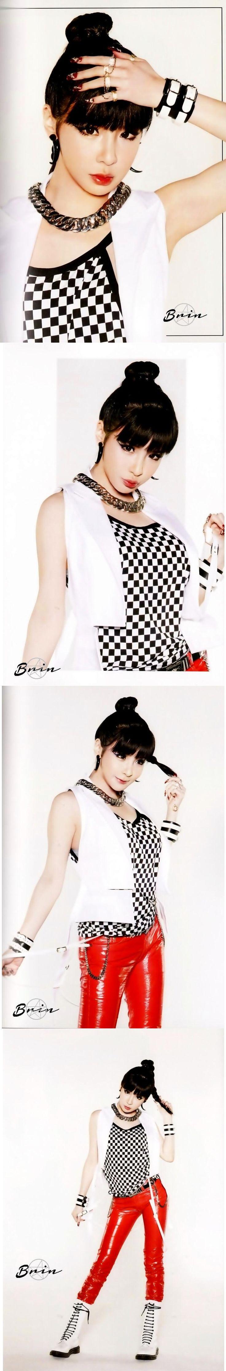 BOM #2NE1CrushJapanAlbum
