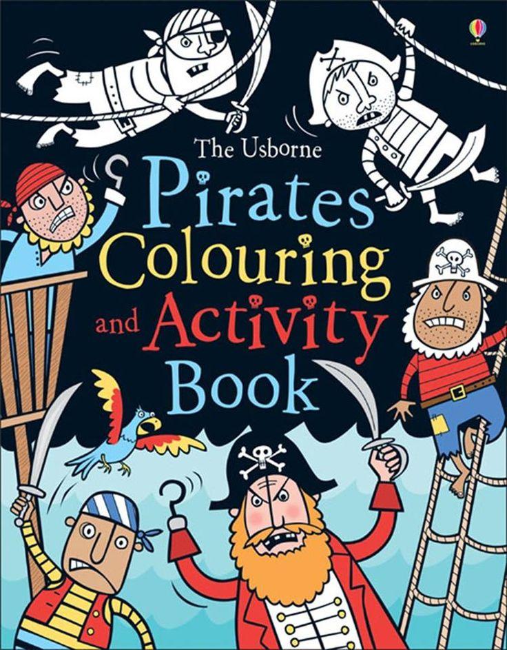Carte de colorat si de activitati cu pirati limba engleza copii https://www.facebook.com/smartkidcarti/photos/a.1264926286896790.1073741830.1251428941579858/1274490652607020/?type=3&theater