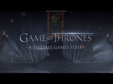 Games of Thrones. Xbox One. 1080.P. Gamplay Part.01.02.03.