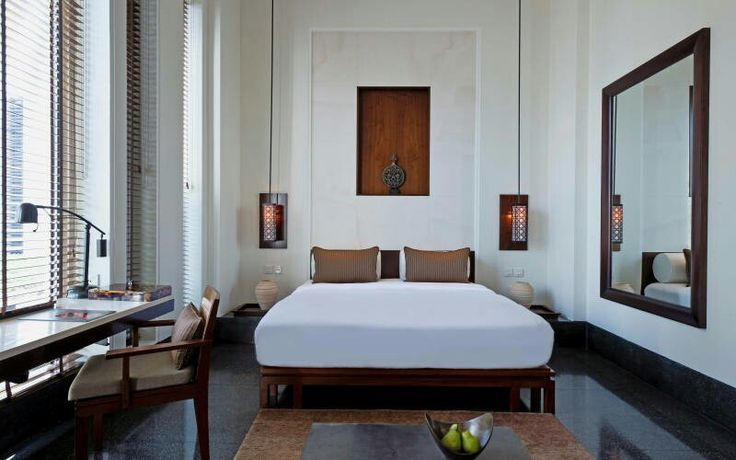 The Chedi Muscat Hotel in Muscat (Oman)