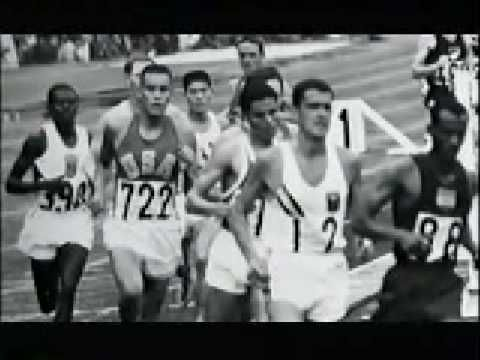 Billy Mills Unbelievable upset in the 10,000 Meters at the 1964 Olympics in Tokyo