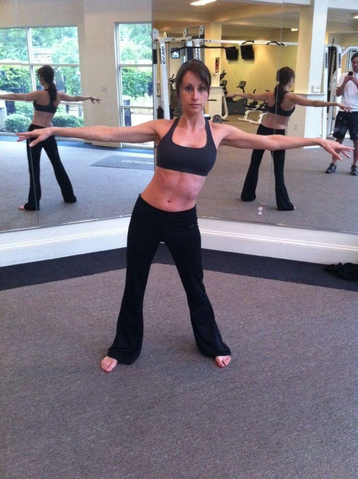 Ballroom flexibility stretches