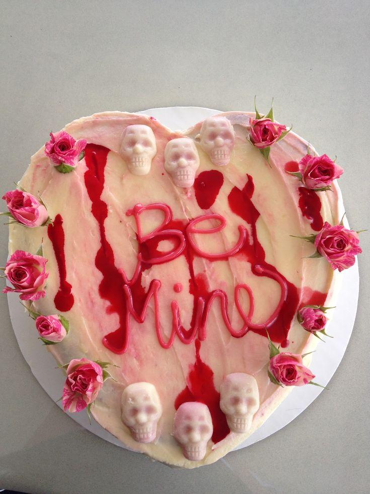 This is my kind of valentine. #Zombies #Apocalypse