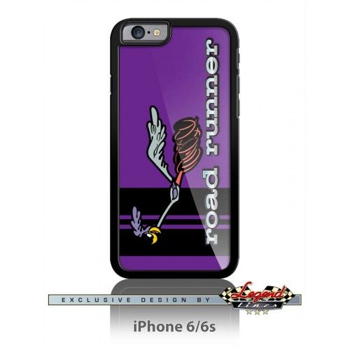 Plymouth Road Runner 1968 - 1974 Emblem Smartphone Case - Racing Stripes