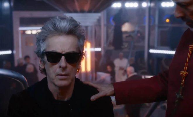 Doctor Who Season 10 Australian Release Date