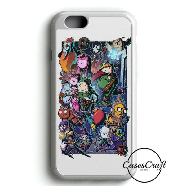 Adventure Time Party Time iPhone 6/6S Case | casescraft