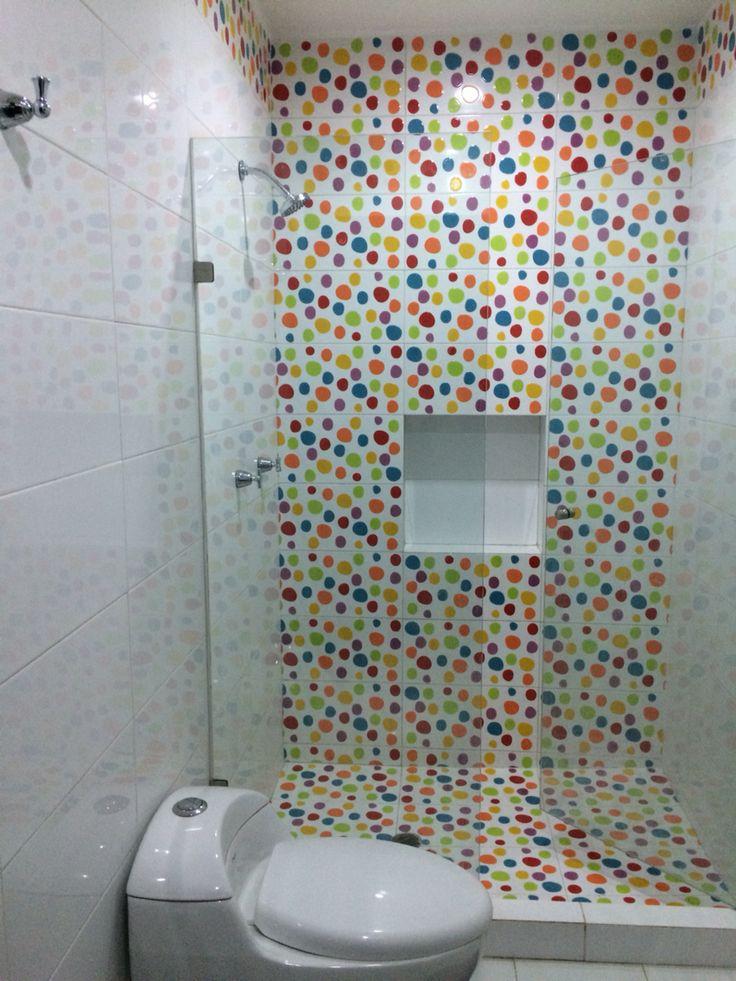 Gatha ruiz de la prada mosaicos decorativos colores - Colores para banos ...