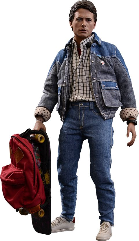Hot Toys Marty McFly Sixth Scale Figure $224.99  Click on picture links for more info and to pre-order today!