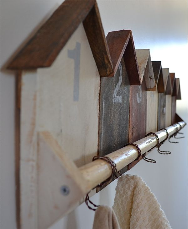 Cabin Hooks Country Design Style