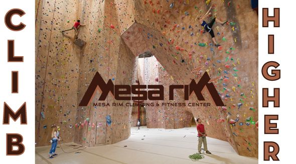 Located in San Diego, Mesa Rim Climbing and Fitness is the largest and tallest gym in San Diego. They  also specialize in premier yoga, fitness, youth programs.