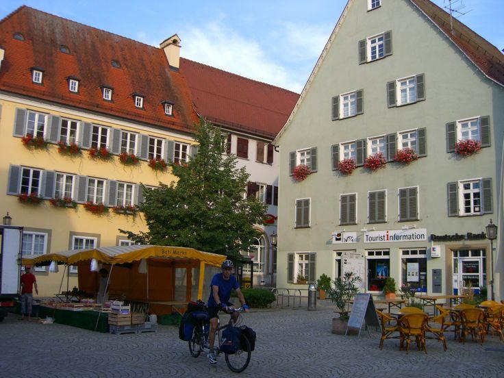 Auf dem Marktplatz - Rottenburg am Neckar, Germany