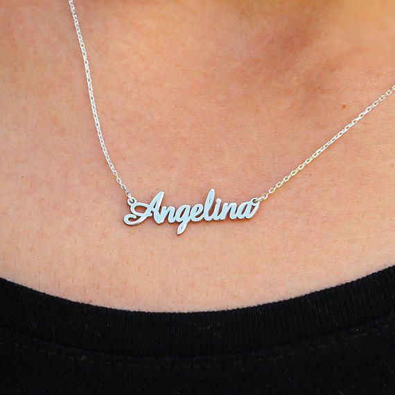 14k Gold Leaf Necklace Made To Order Maple Leaf Charm Canadian Girl Gift Custom Minimalist Necklace Nature Lover Gift Graduation Gift Gold Name Necklace Custom Name Necklace Dainty Diamond Necklace