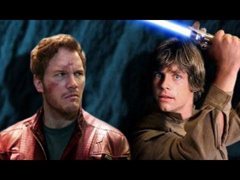 New Star Wars Trailer - This is just awesome Guardians Of The Galaxy/Star Wars trailer mash-up.