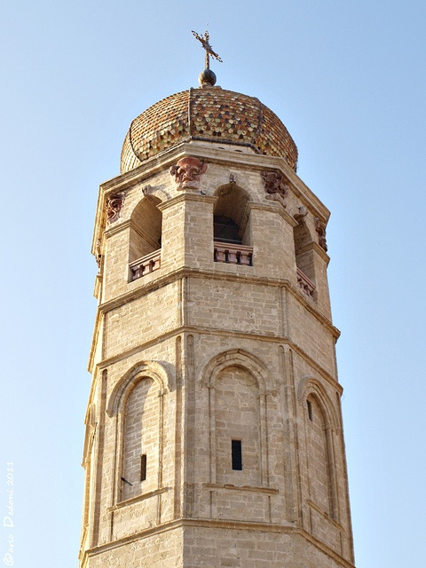 Oristano: Campanile della Cattedrale