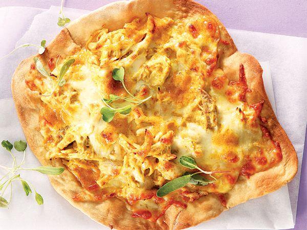 Uit die Huisgenoot kombuis: Kerriehoenderpizza