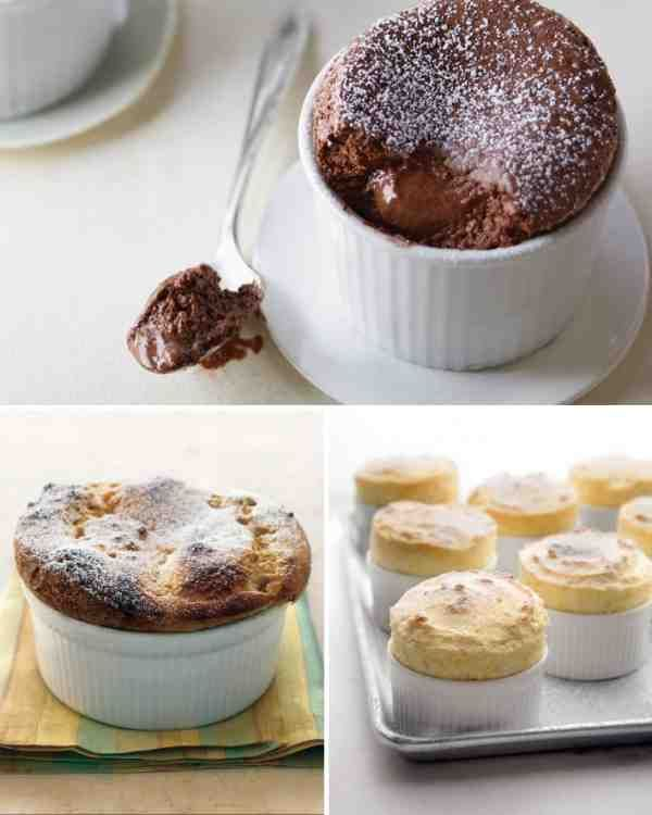 Sweet Potato Souffle - If you haven't noticed yet, Japanese people love their sweet potato and purple sweet potatoes are easily found here compared to the States, so take advantage of it :)