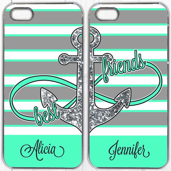 Infinity Best Friend iPhone case Samsung by AttitudeGraphics, $24.95