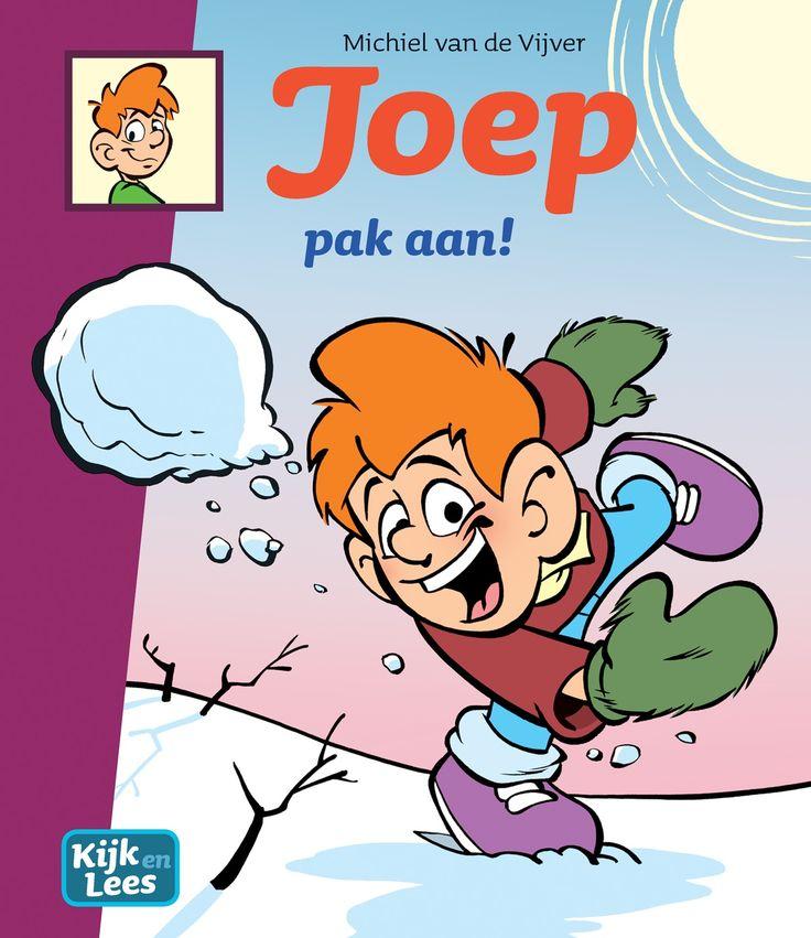 Stripboek van Joep op het leesniveau AVI M3, voor beginnende lezers in groep 3.Joep - pak aan! staat op de Tiplijst van De Nederlandse Kinderjury 2017, in de leeftijdscategorie 6 t/m 9 jaar. De lijst is samengesteld door een comité van boekhandelaren, bibliothecarissen en jeugboekspecialisten.Auteur: Michiel van de Vijver32 pagina`s   hardcover   25,2 X 21,6 cm   full colour kijk en lees