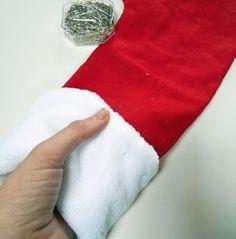 Chaussette de Noël - Couture - Pure Loisirs. DIY Christmas sock