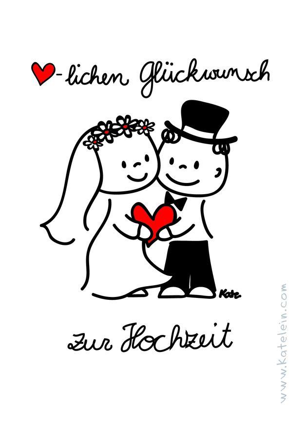 Zur Hochzeit sur Pinterest  Glückwünsche zur silberhochzeit ...