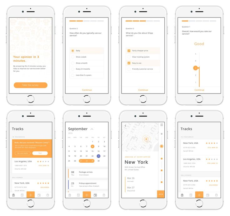 Designing an in-app Survey — Budi Brain — Medium