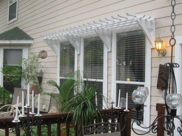 147 best Awnings images on Pinterest | Diy awning, Canopy ...