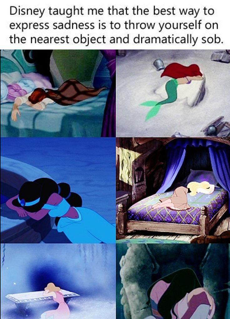 100 Disney Memes, die dich stundenlang zum Lachen …