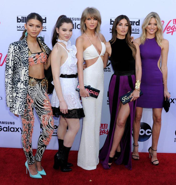 Taylor Swift - Billboard Müzik Ödülleri 2015 bad blood