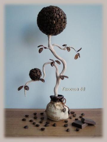 Топиарий или Кофейное дерево