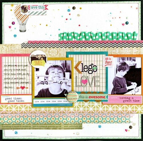 Julie Bonner Lego Love <3