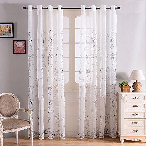 Top finel bordado mariposa gasa cortina de ventana SHEER ... https://www.amazon.es/dp/B01EZS1TXO/ref=cm_sw_r_pi_dp_x_oT2dzb3NP7GBE