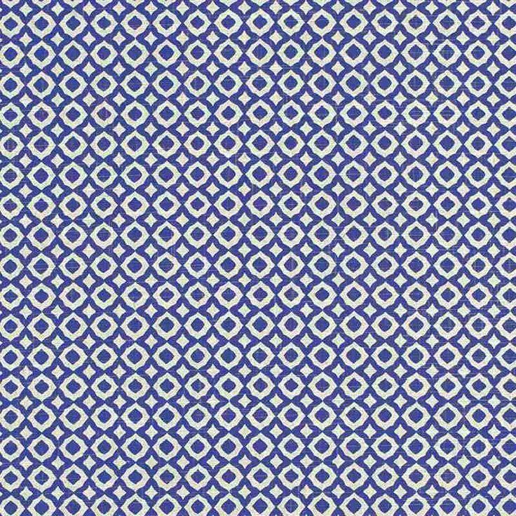 Warwick Fabrics : JAIPUR, Colour DELFT