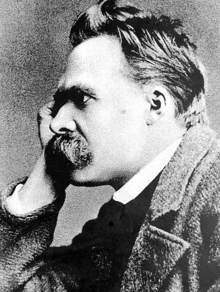Friedrich Wilhelm Nietzsche (15.10.1844-25.08.1900) Um wen geht es in Nietzsches Hauptwerk, dem Zarathustra? Um den Übermenschen das ist der, der seinem Leben selbst das Gesetz gibt. Der paradigmatische Thelemit.