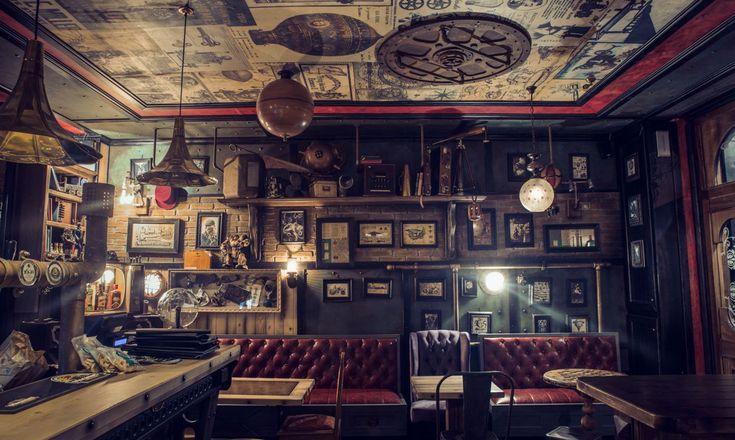 Camproject srl arredo pub arredamenti arredi per irish for Arredamento pub inglese