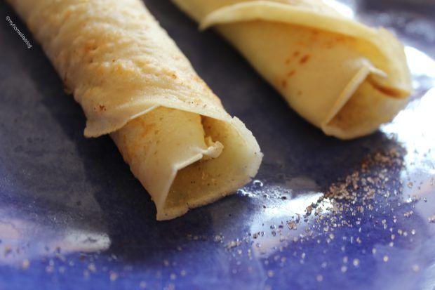 Pancakes / Crepes / Pannekoek with Cinnamon-Sugar Recipe