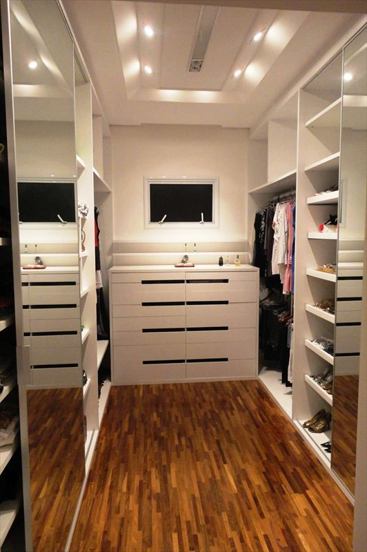 25 melhores ideias de banheiro masculino e feminino no for Closets para apartamentos pequenos