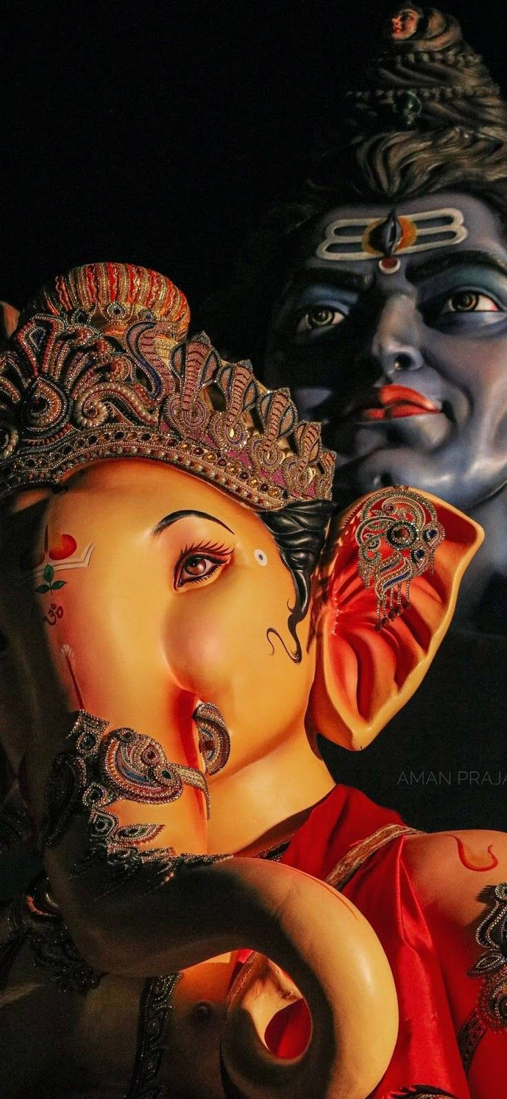 Lord ganesha ultra HD wallpapers for mobile and PC ...