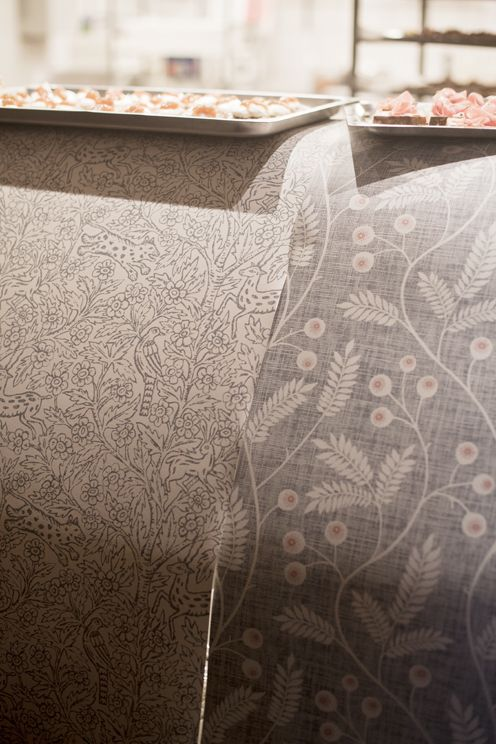 """The Swedish wallpaper company Sandberg released their latest collection """"Götheborg"""" yesterday."""