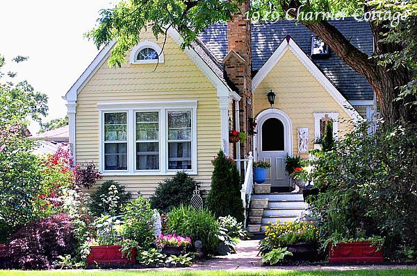 My 1929 Charmer | A Charming New Look – Exterior Repairs | http://my1929charmer.com