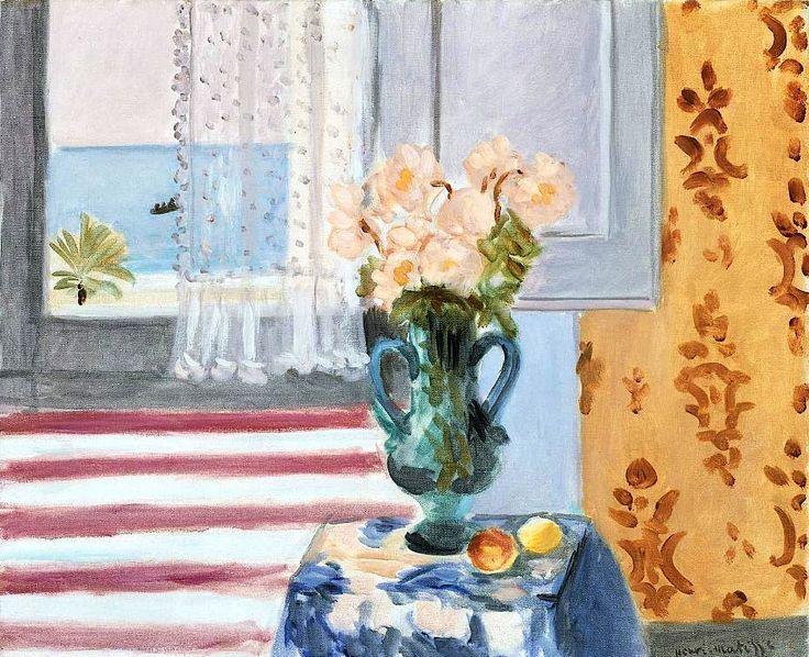 Vase of Flowers - Henri Matisse