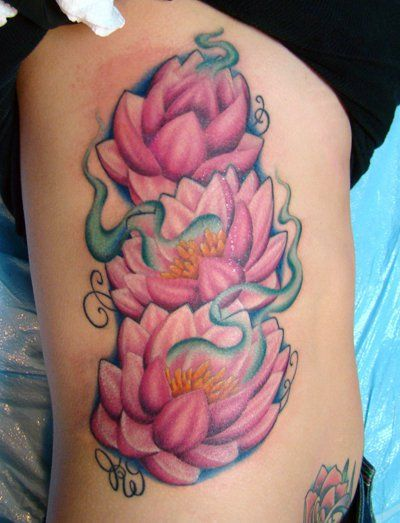 #lotus #flower #tattoo #tattoos #ideas #designs #men #formen #menstattooideas