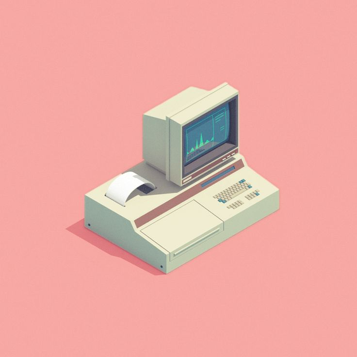 MoreLinks #15 Our Picks From the WebElectronic Items is a tumblr blog dedicated to electronic devices and their movement with beautiful flat 3D renderings by Guillaume Kurkdjian.