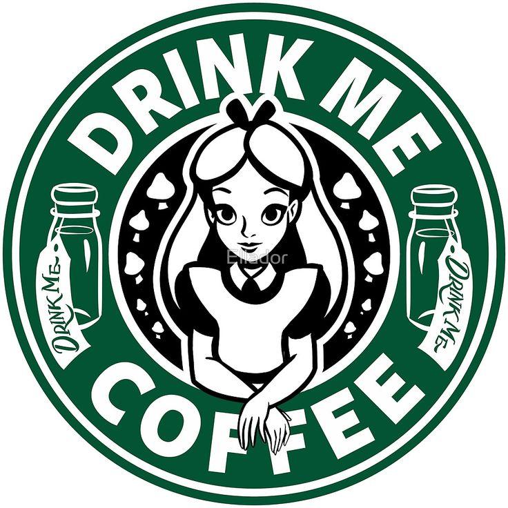 Drink Me Coffee by Ellador