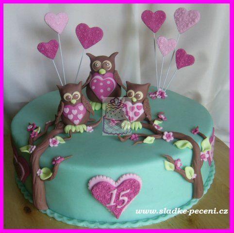 Sladké pečení, formy na pečení, cukrářské pomůcky, ozdoby na dorty - Fotogalerie - dorty