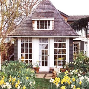 Shed Dormer Lightens Up a Sunroom