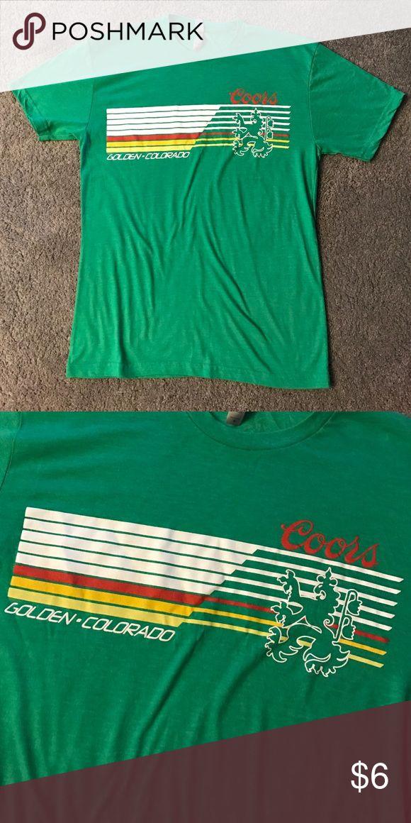 Coors Brewing Company TShirt Like new! Never worn :) Shirts Tees - Short Sleeve