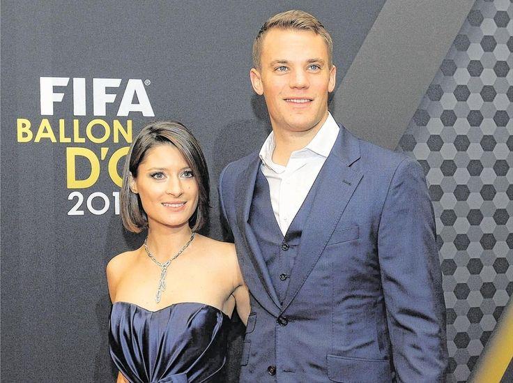 Manuel Neuer und Freundin Kathrin Gilch
